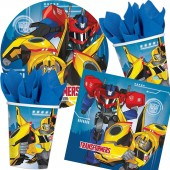 37-teiliges Spar-Set: Transformers