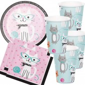 33-teiliges Spar-Set: Purr-Fect