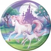 8 Teller Fantasy Einhorn