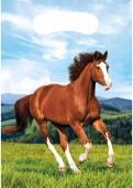 8 Partytüten Pferde & Pony