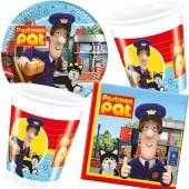 37-teiliges Spar-Set: Postbote Pat