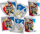 35-teiliges Spar-Set: Cooler Ritter