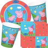 37-teiliges Spar-Set: Peppa Pig