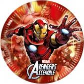 8 Teller Avengers Assemble