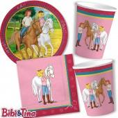 37-teiliges Spar-Set: Bibi und Tina