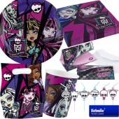101-teiliges Set: Monster High II