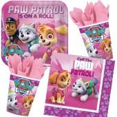 37-teiliges Spar-Set: Paw Patrol Pink