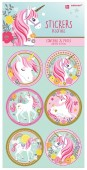 24 Sticker Magical Unicorn
