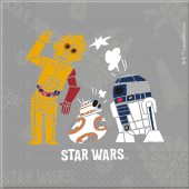 20 Servietten Star Wars Force