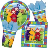 33-teiliges Spar-Set: Teletubbies