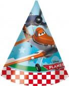 """6 Partyhütchen """"Planes"""""""