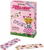 20 Kinder-Pflaster Prinzessin Miabella