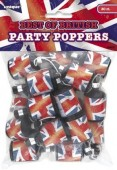 20 Party-Popper England