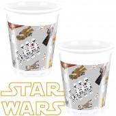 8 Becher Star Wars Force