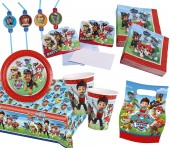 113-teiliges Set: Paw Patrol
