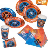 69-teiliges Spar-Set: Nerf