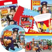 101-teiliges Set: Postbote Pat