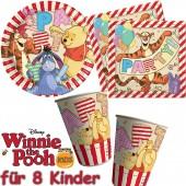 37-teiliges Spar-Set: Winnie Pooh - Alphabet