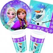 37-teiliges Spar-Set: Frozen - Northern Lights