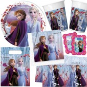 101-teiliges Set: Frozen 2