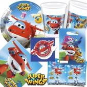 101-teiliges Set: Super Wings