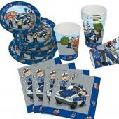 37-teiliges Spar-Set: Polizei III