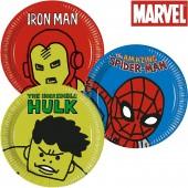 37-teiliges Spar-Set: Avengers - Team Power
