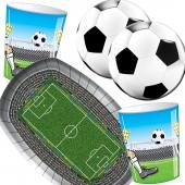37-teiliges Spar-Set: Fußball Stadion