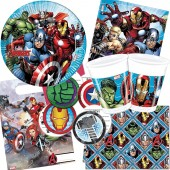 101-teiliges Set Mighty Avengers