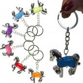 12 Schlüsselanhänger Pferde