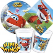 37-teiliges Spar-Set: Super Wings