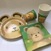 37-teiliges Spar-Set: Süßer Bär