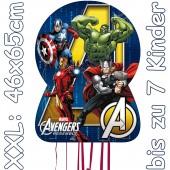 Zugpinata Avengers Assemble