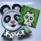 37-teiliges Spar-Set: Süßer Panda
