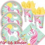 49-teiliges XXL-Spar-Set: Magical Unicorn