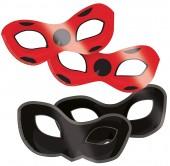 8 Masken Miraculous Ladybug