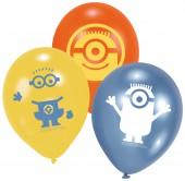 6 Luftballons Ich einfach unverbesserlich - Minions