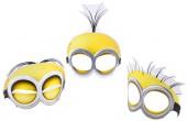 6 Partymasken Ich einfach unverbesserlich - Minions
