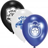 6 Luftballons Polizei