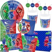 107-teiliges Set: PJ Masks