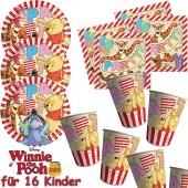 53-teiliges XXL-Spar-Set: Winnie Pooh - Alphabet