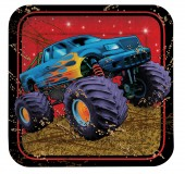 8 Teller Monstertruck