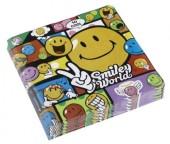 """20 Servietten """"Smiley World"""""""