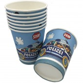 37-teiliges Spar-Set: Paul der Polizist