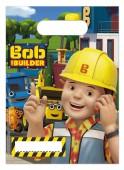 6 Partytüten Bob der Baumeister
