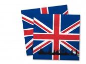 20 Servietten England