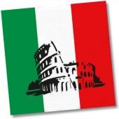 20 Servietten Italien