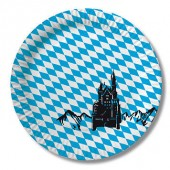 10 Teller Bayern / Oktoberfest