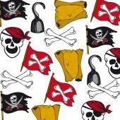XXL Konfetti Piraten und Schatzsuche