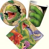 37-teiliges Spar-Set: Dinos und T-Rex II